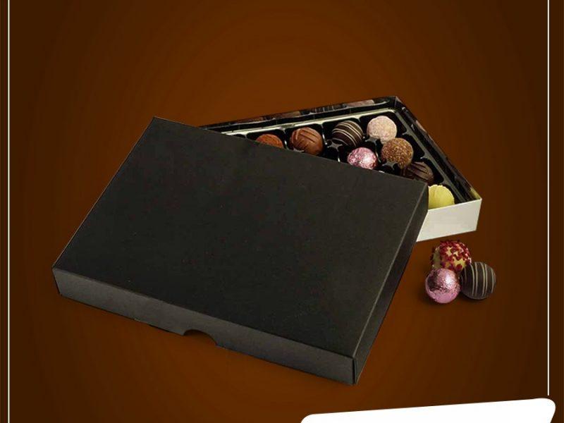 chocolate box personalized
